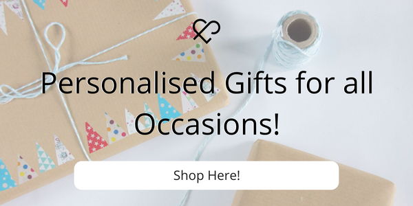 Personalised Gifts for All Occasions